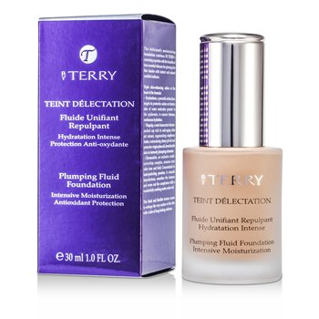 By Terry Teint Delectation Plumping Fluid Foundation - # 02 Crusty Nut 30ml/1oz