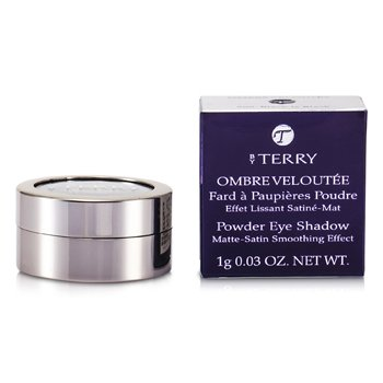 By Terry Ombre Veloutee Powder Eye Shadow - # 200 Black Is Black 1.5g/0.05oz