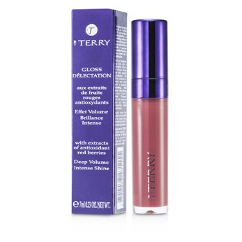 By Terry Gloss Delectation - # 03 Sweet Cookie  7ml/0.23oz
