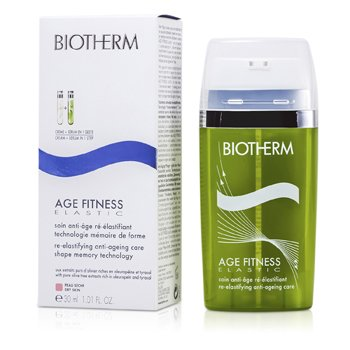 Biotherm Age Fitness Elastic Re-Elastifying Anti-Aging Care (Dry Skin)  30ml/1.01oz