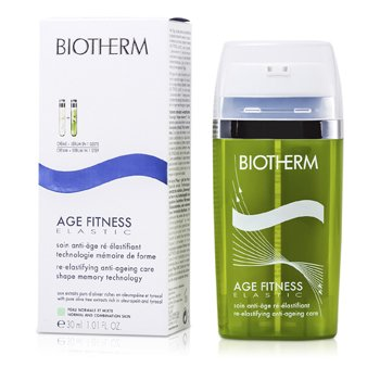 BiothermAge Fitness Elastic Cuidado Anti-envejecimiento Re-Elastificante (Piel normal/Mixta) 30ml/1.01oz
