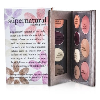 Philosophy The Supernatural Coloring Book 8.2g/0.29oz
