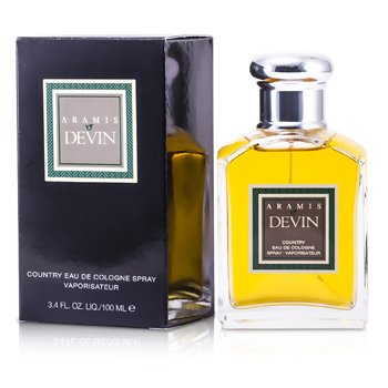 AramisDevin Country Eau De Cologne Spray 100ml/3.4oz