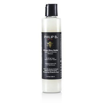 Hair CareAfrican Shea Butter Gentle & Conditioning Shampoo (For All Hair Types, Normal to Color-Treated) 220ml/7.4oz
