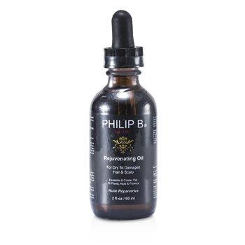 Philip BRejuvenating Oil (For Dry To Damaged Hair & Scalp) 60ml/2oz