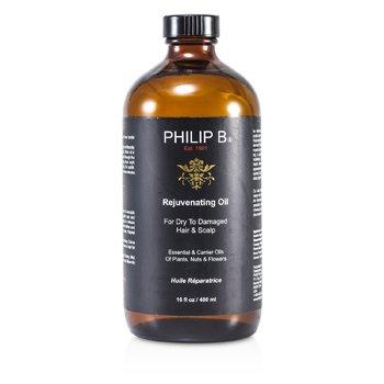 Philip BRejuvenating Oil (For Dry to Damaged Hair & Scalp) 480ml/16oz