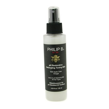 Philip B Roc�o Tonificante Desenredante Restaurador del pH ( Para Todo Tipo de Cabello )   125ml/4.23oz