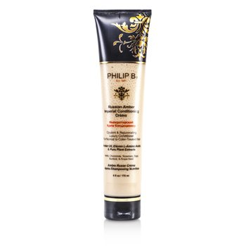 Philip B Russian Amber Imperial Conditioning Creme (For Normal to Color-Treated Hair)  178ml/6oz