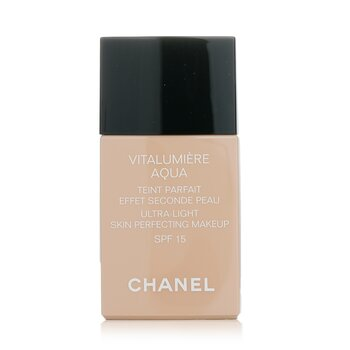 ChanelBase liquida Vitalumiere Aqua Ultra Light Skin Perfecting Make Up SFP 1530ml/1oz