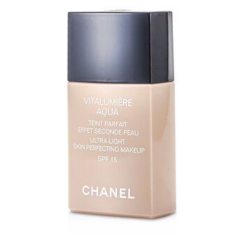 ChanelVitalumiere Aqua Ultra Light Skin Perfecting Make Up SFP 1530ml/1oz