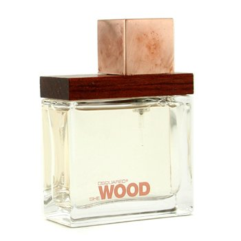 Dsquared2 She Wood Velvet Forest Wood Eau De Parfum Spray  30ml/1oz