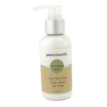 PurMinerals Revitalizing Wash Souffle Facial Cleanser  120ml/4oz
