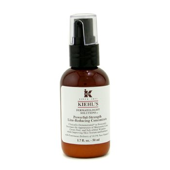 Kiehl'sPowerful Strength Concentrado Reductor de L�neas ( Sin Embalaje  ) 50ml/1.7oz
