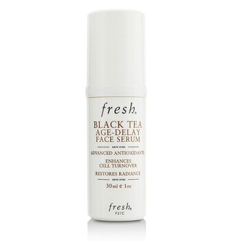 FreshBlack Tea Age Delay Face Serum 30ml/1oz