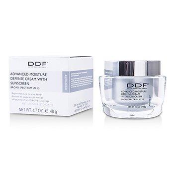 DDFAdvanced Moisture Defense Crema UV SPF 15 48g/1.7oz