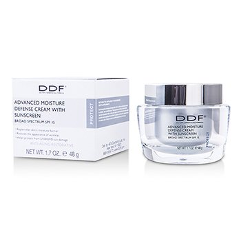 Cuidado D�aAdvanced Moisture Defense Crema UV SPF 15 48g/1.7oz