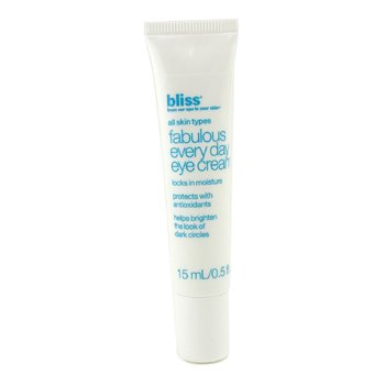BlissFabulous Crema Ojos Diaria 15ml/0.5oz