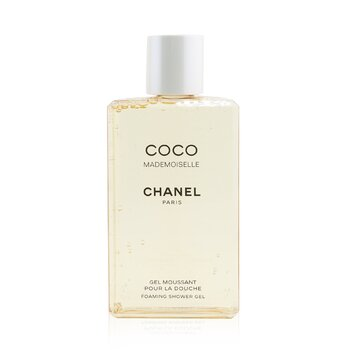 Chanel Coco Mademoiselle Gel Mandi Berbusa ( Buatan AS )  200ml/6.8oz