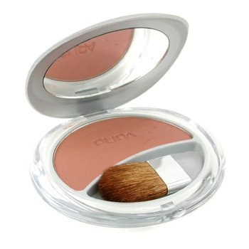 Pupa Silk Touch Compact Blush Compact Blush With Aloe Vera # 01  7g/0.24oz