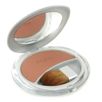 Pupa Silk Touch Compact Blush Compact Blush With Aloe Vera # 02  7g/0.24oz