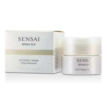 Kanebo Sensai Silk Soothing Cream  40ml/1.4oz