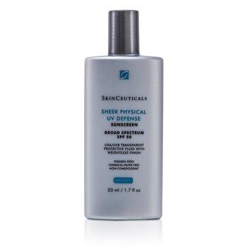 Skin Ceuticals Sheer Physical Defensa UV SPF 50  50ml/1.7oz
