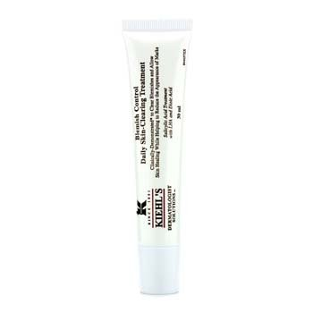 Kiehl`s Dermatologist Solutions Acne Blemish Control Daily Skin-Clearing Treatment 30ml/1oz