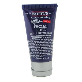 Kiehl's Facial Fuel SPF 15 Sunscreen Energizing Moisture Treatment 75ml/2.5oz