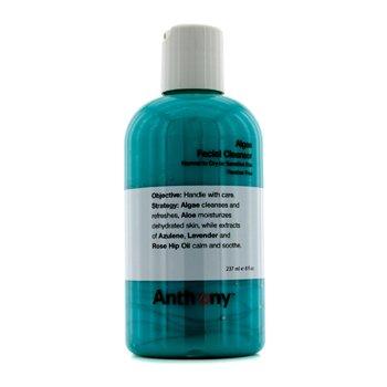 Anthony Logistics For Men Limpiador Facial de Algas (Piel Normal o Seca)  237ml/8oz
