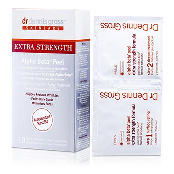 Dr Dennis Gross Extra Strength Alpha Beta Peel  10 Packettes
