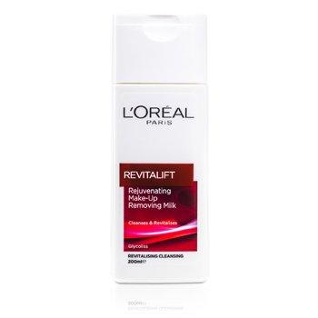 L'Oreal Dermo-Expertise RevitaLift Rejuvenating Cleansing Rich Make Up Removing Milk 200ml/6.7oz