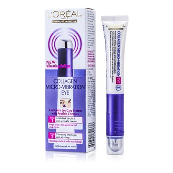 L'OrealCollageno Dermo-Expertise Micro-Vibration Eye 15ml/0.5oz