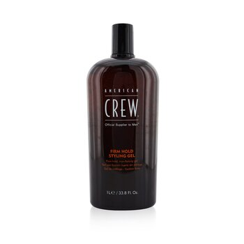 American Crew Men Styling Gel - Firm Hold (Non-Flaking Formula) 1000ml/33.8oz hair care