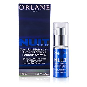 OrlaneCreme anti-Envelhecimento Extreme Anti-Wrinkle Regenerating Night Eye Contour 15ml/0.5oz