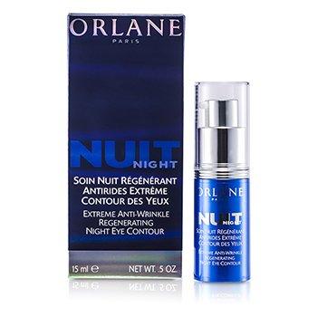OrlaneExtreme Anti-Wrinkle Regenerating Night Eye Contour 15ml/0.5oz