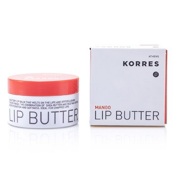 Korres Lip Butter - # Mango  6g/0.21oz