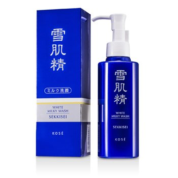 Kose Sekkisei White Milky Wash  140ml/4.9oz