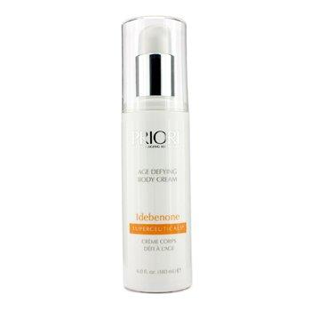 PrioriIdebenone Age Defying Body Cream 180ml/6oz