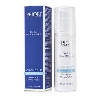 Priori Advanced AHA Gentle Facial Cleanser  180ml/6oz