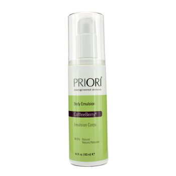 Priori CoffeeBerry Body Emulsion  180ml/6oz