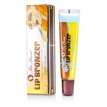 Too Faced Lip Bronzing Lip Gloss - Snow Bunny  15ml/0.5oz