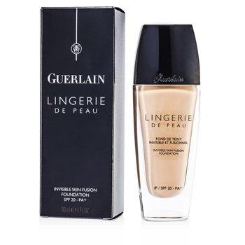 GuerlainRoz�wietlaj�cy podk�ad w p�ynie Lingerie de Peau Invisible Skin Fusion Foundation SPF 20 PA+30ml/1oz