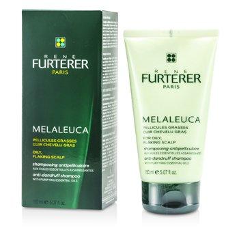 Rene FurtererMelaleuca Anti-Dandruff Shampoo (For Oily, Flaking Scalp) 150ml/5.07oz