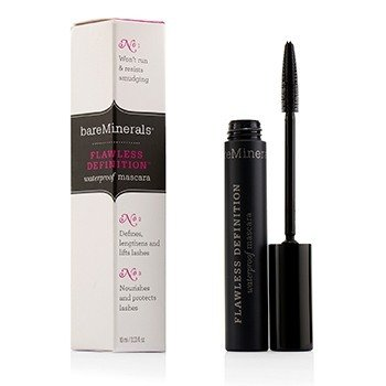 Bare EscentualsBareMinerals Flawless Definition Waterproof Mascara - Black 49568 10ml/0.33oz