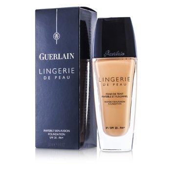 Guerlain Lingerie de Peau Invisible Skin Fusion Base de Maquillaje SPF 20 PA+ - # 02 Beige Clair  30ml/1oz