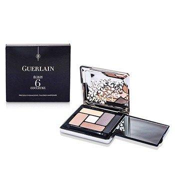 Guerlain Ecrin 6 Couleurs Paleta Sombras Ojos - # 93 Rue De Passy  7.3g/0.25oz