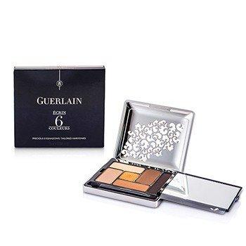 Guerlain Ecrin 6 Couleurs Eyeshadow Palette - # 10 Rue Des Francs Bourgeoi
