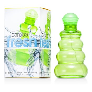 Samba Samba Fresh Eau De Toilette Spray 100ml/3.3oz