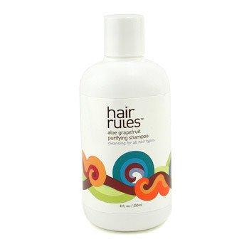 Hair Rules Aloe Grapefruit Purifying Shampoo (For All Hair Types) 250ml/8oz