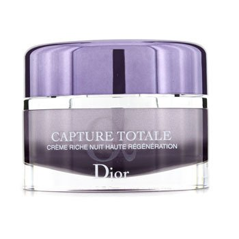 Christian DiorCreme Capture Totale Nuit Intensive Night Restorative Rich ( pele seca ou normal ) 50ml/1.7oz
